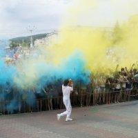 Фестиваль красок холи :: Рин Просто