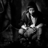 Миша, 14 лет :: Ольга