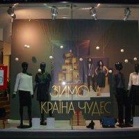 Стоят  в  витрине  манекены ..... :: Андрей  Васильевич Коляскин