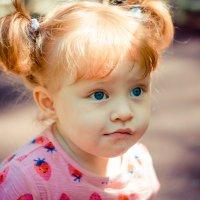О чем мечтают дети.... :: Ангелина Хасанова