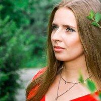 Прекрасный профиль :: Антонина Говор