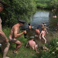 Летние забавы кавалеристов ( 18 + :: Виктор Перякин