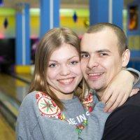 Таня и Лёша :: Владимир Брызгалов