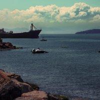 пристань Стамбула :: Нинель Гюрсой