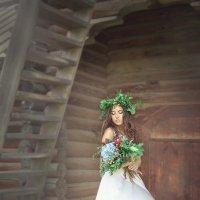 Прекрасная невеста Настенька :: Анастасия