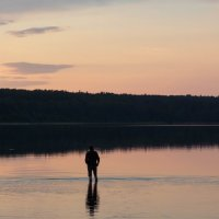 Копанское озеро (ленинградская область) :: Любовь Анищенко