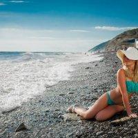 На  лазурном побережье :: Марина Алексеева