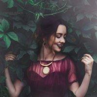 Твоя застенчивая нежность :: Ольга Гудым