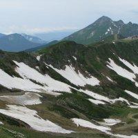 Горы :: Елена Шишлянникова