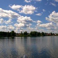 мое любимое озеро :: Мила Мит