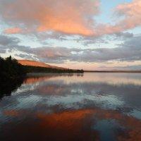 озеро Сычуль :: тётя Саша Моя