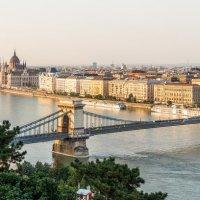 Панорама Будапешта :: Вадим *