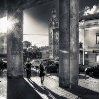 длинные тени.. :: Константин Водолазов