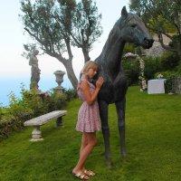 Я люблю свою лошадку :: Николай Танаев
