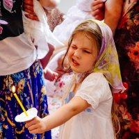 В церкви :: Наталья Александрова