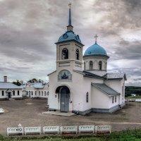 Церковь Покрова Божией Матери - Главный храм обители :: Valeriy Piterskiy