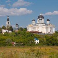 Воскресенский собор и Казанская Крестильная церковь :: Роман Царев