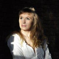 Ожидание в башне.. :: Анна Смирнова
