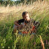 Парень с гитарой :: Юлия Березина