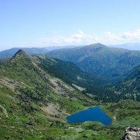 Озеро Сердца :: Iuliia Beliaeva
