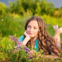 Прекрасная девушка Юлия :: Юлия Мамошина