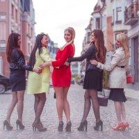Подружки на девичнике :: Ashilo Ashilo