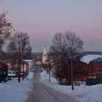 Вечер в уездном городе :: Константин