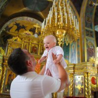 Крещение Марка :: Наталья