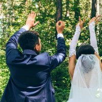 свадьба Narkas&Aybulat :: Sofya Nikitina