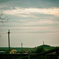 Русское село (вечер) :: Яна Васильева