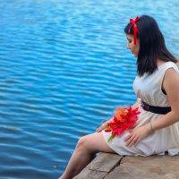 Мечтала о принце и верила в чудеса.. :: Мария Кеда