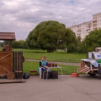 Кемерово, июль :: Edward Metlinov