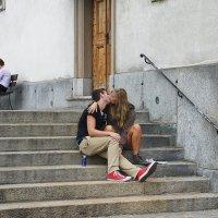 Любовь... :: Елена Смолова