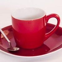 Про красную чашку :: Alla