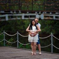 Семья  -  самое главное в жизни. :: Марина Островская