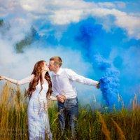 Свадебная прогулка Александры и Дмитрия :: Анастасия Мазалова