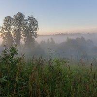 Утро над Порозовицей :: Татьяна Копосова
