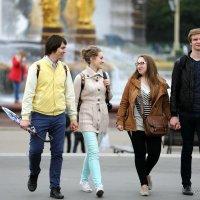 сладкие парочки или счастье есть :: Олег Лукьянов