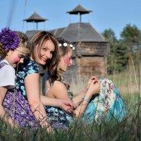 Лето в деревне :: Александр (Алчи) Шерстнёв