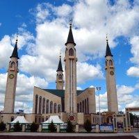 Соборная мечеть г.Нижнекамска :: Наталья Тагирова