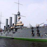 Обнавленный Крейсер «Аврора» :: Валерий Новиков