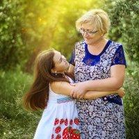 любимая бабуля :: ИрЭн Орлова
