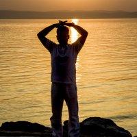 Йога на закате :: Marina Talberga