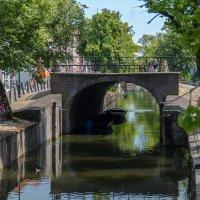 Каналы города Эдам, Голландия :: Witalij Loewin