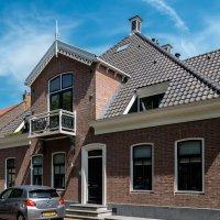 Жилые дома в городе Эдам, Голландия :: Witalij Loewin