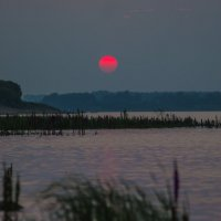 красное солнце :: Николай Буклинский