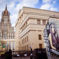 Москва :: Олеся Семенова
