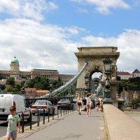 мосты Будапешта :: Ольга