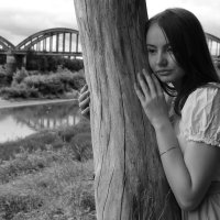 вечер на реке :: Андрей Дружинин