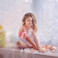 В мечтах о балете... :: Ольга Егорова